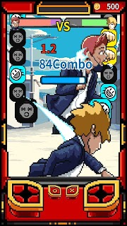 Screenshot 3: Tap Tap Punch
