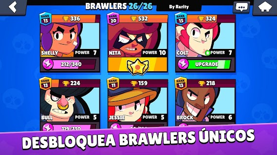 Screenshot 4: Brawl Stars | Global