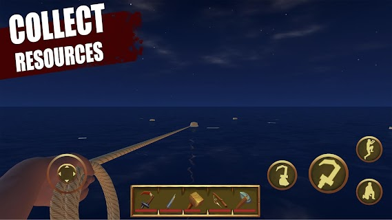 Screenshot 2: Last Day on Raft: Ocean Survival
