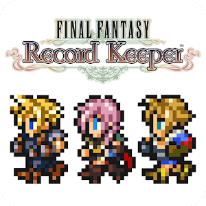 Icon: FINAL FANTASY Record Keeper | 英文版