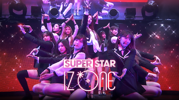 Screenshot 1: SUPERSTAR IZONE
