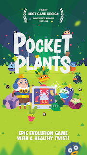 Screenshot 1: Pocket Plants