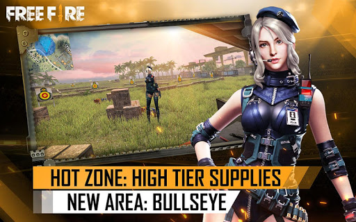 Screenshot 2: Garena Free Fire