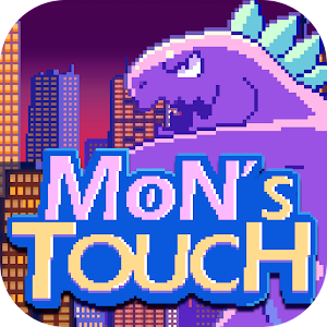 Icon: MonsTouch - Pixel Arcade Game