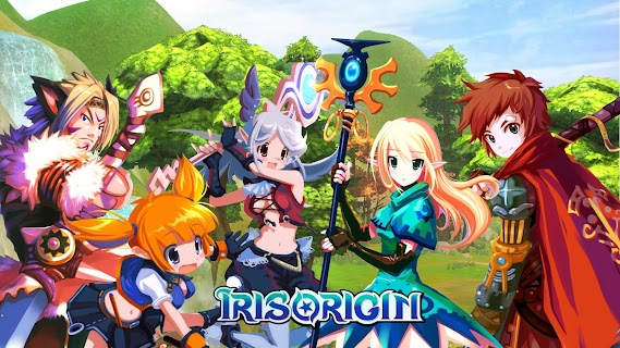 Screenshot 1: IRIS‧ORIGIN
