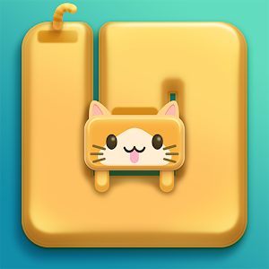 Icon: Fill Cat - One-Line puzzle