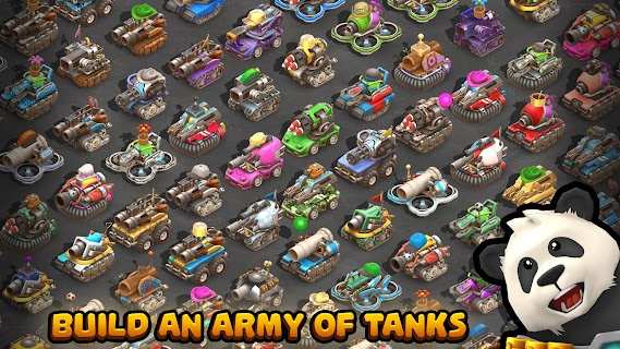 Screenshot 3: Pico Tanks: Multiplayer Mayhem