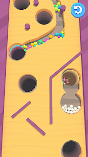 Screenshot 3: Sand Balls