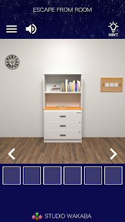 Screenshot 3: Room Escape Game: MOONLIGHT