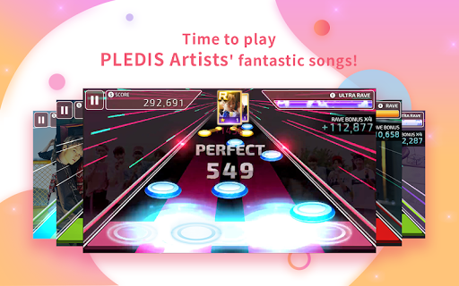 Screenshot 3: SuperStar PLEDIS | 韓文版