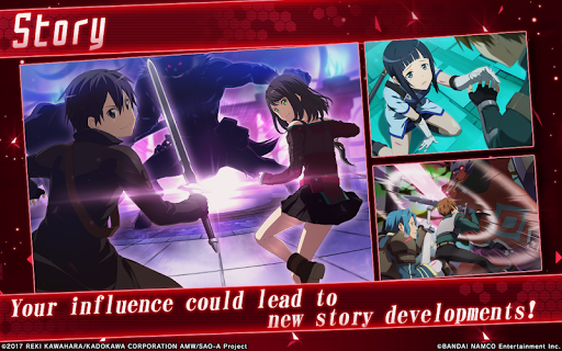 Screenshot 3: Sword Art Online: Integral Factor | Global