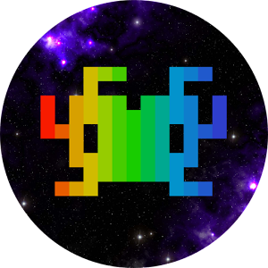 Icon: Color Invaders (Free Game) Retro Shooting
