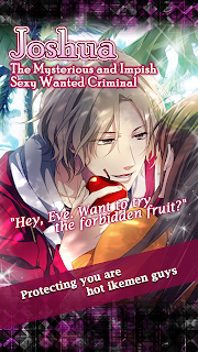 Screenshot 3: Eden of Ikemen: Love in a Lost World OTOME