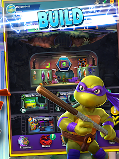 Screenshot 3: TMNT: Mutant Madness