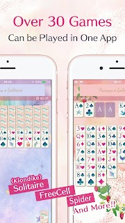 Screenshot 4: Princess*Solitaire - Cute!