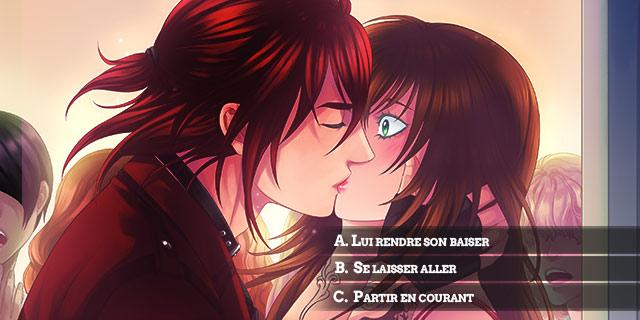 Screenshot 1: Amour Sucré - Otome games / Romance