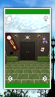 Screenshot 1: WonderRoom Garden -Escape Game-