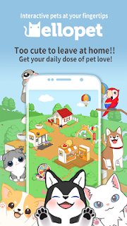 Screenshot 1: Hellopet - Cute cats, dogs and other unique pets