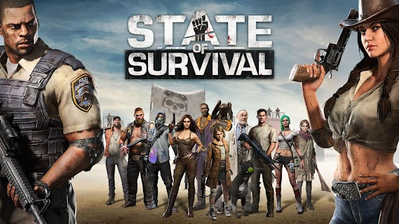 Screenshot 1: State of Survival | Global