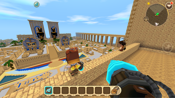 Screenshot 3: Mini World Block Art