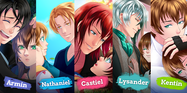 Screenshot 3: My Candy Love - Otome game