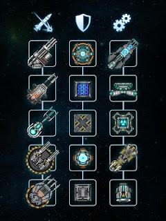 Screenshot 4: Space Arena: Galáctica Armada