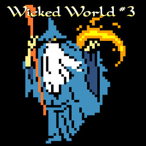 Icon: Wicked World #3 ~罪惡壞世界~