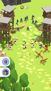 Screenshot 3: Marines Shooting 3D