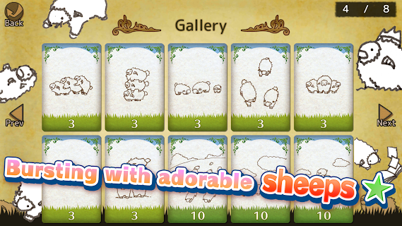 Screenshot 3: Shephy SolitaireSheepCardGame