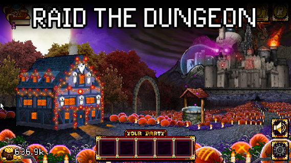 Screenshot 1: Soda Dungeon