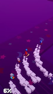 Screenshot 4: Snow Drifting