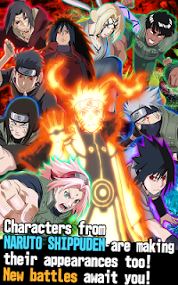 Screenshot 2: NARUTO SHIPPUDEN: Ultimate Ninja Blazing | Global