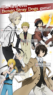 Screenshot 2: Bungo Stray Dogs: Tales of the Lost | อังกฤษ