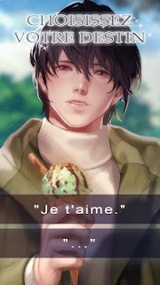 Screenshot 4: Nocturne of Nightmares:Romance Otome Game
