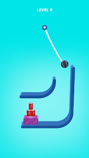 Screenshot 1: Rope Slash