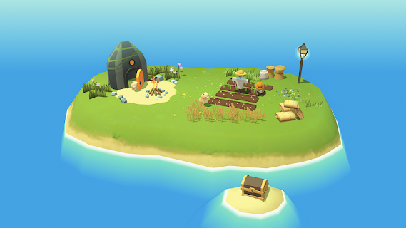 Screenshot 2: Hamster Village