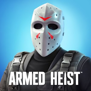 Icon: Armed Heist: Ultimate Third Person Shooting Game