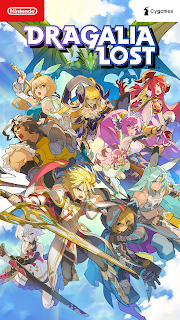 Screenshot 1: Dragalia Lost