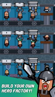 Screenshot 3: Hero Factory