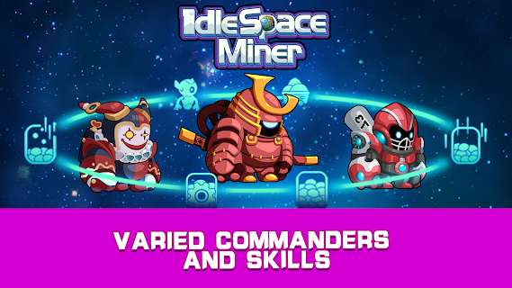 Screenshot 2: Idle Space Miner - Idle Cash Mine Simulator