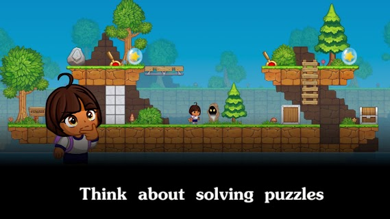 Screenshot 2: Sleepy Adventure - Hard Level Again (Logic games)