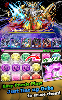 Screenshot 3: Puzzle & Dragons | Anglais