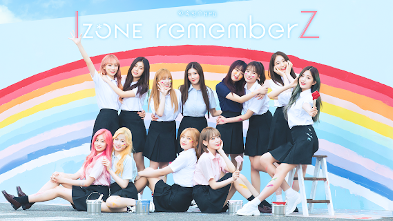 Screenshot 1: IZONE remember Z