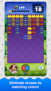 Screenshot 2: Dr. Mario World
