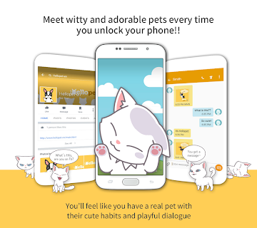 Screenshot 2: Hellopet - Cute cats, dogs and other unique pets