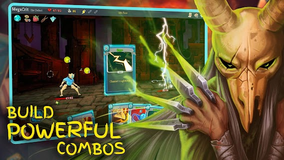 Screenshot 1: Slay the Spire