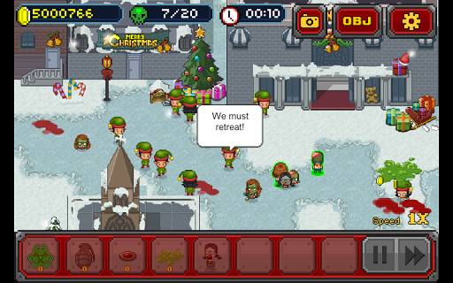 Screenshot 2: Infectonator