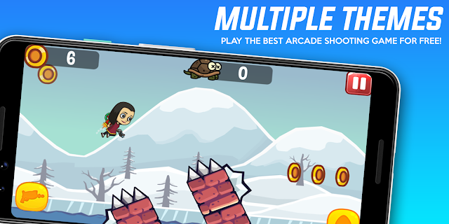 Screenshot 4: Super Kong Monkey Jumper – Super Adventure Games