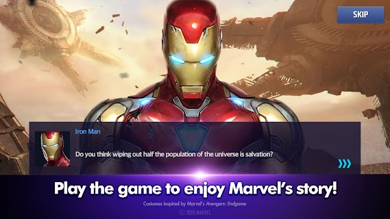 Screenshot 2: MARVEL Future Fight | Global