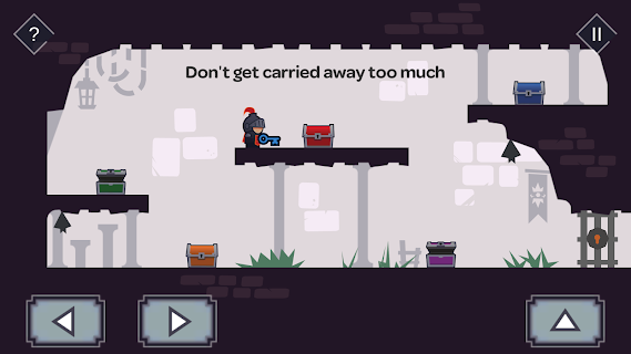 Screenshot 1: Tricky Castle